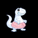 Pink Ruffled Grarrl Skirt