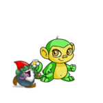 Mutant Chia Gnome