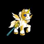 MME2-S5: Glorious Golden Fish Sword