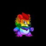 rainbow yurble