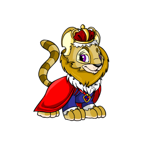 Female Royalboy Kougra