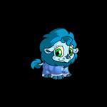 Dyeworks Blue: Baby Tuxedo