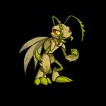Neopet Ruki Mutante