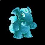 water elephante