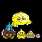 Gobbler Nesting Dolls