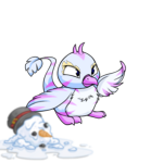 MME20-S5: Melted Snowman Trinket