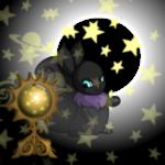 MiniMME11-B: Rotating Starry Night Light