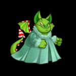 Fluffy Skeith Dress