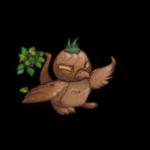 woodland pteri
