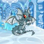 Marvelous Ice Room Background