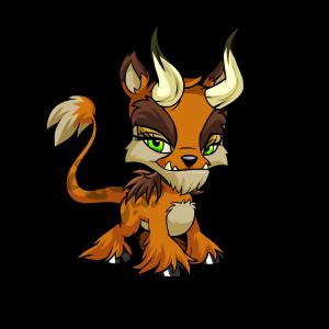Female Tyrannian Ixi