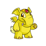 yellow elephante
