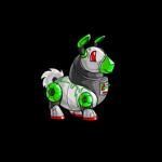 Robot gnorbu