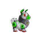 Unconverted Robot Gnorbu