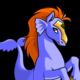 Blue Peophin