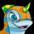 Happy Male Plushie Flotsam