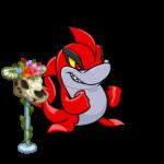 Skull Plant Holder