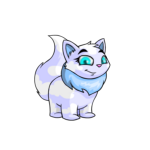 Icy Blue Eyes