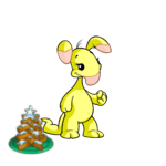 Gingerbread Tree Trinket