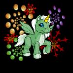 Sparkling Gem Fireworks