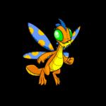 Todas as cores de Buzz em Neopets