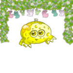 Colourful Spring Petpet Garland