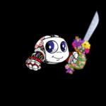 Flowery Cutlass