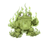 swamp gas quiggle