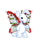 Holiday Berryflower Wings