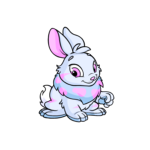 striped cybunny