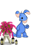 Delicate Flower and Lantern Trinket