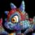 Happy Male Mosaic Scorchio
