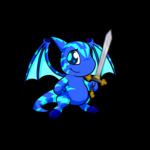 Shoyru Knight Sword