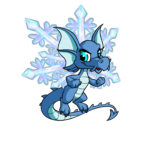 Dazzling Snowflake Wings