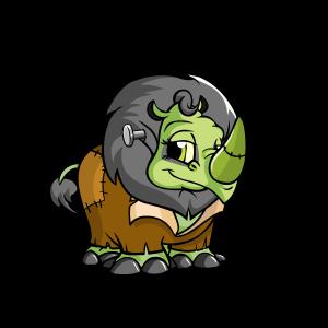 Female Halloween Tonu