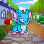 Neopia Central Neohome Background