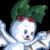 Happy Female Snow Korbat