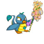 Ribbon Negg Staff