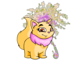 Spring Bouquet Parasol