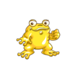 gold quiggle