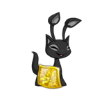 Golden Damask Shield