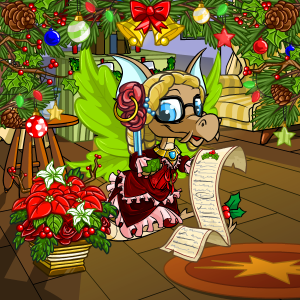 Christmas Decorating (all NP items)