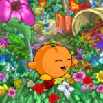 Gorgeous Spring Garden Background