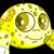 Happy Male Sponge Kiko