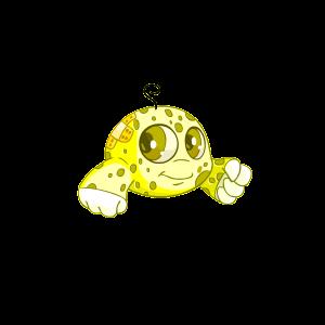 Male Sponge Kiko