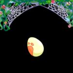 Spring Spyder Web Garland