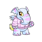 Pink Elephante Parka