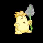 Dyeworks Green: Cloud Staff
