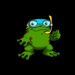 Quiggle Swim Goggles