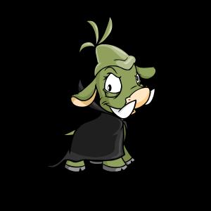 Female Halloween Moehog